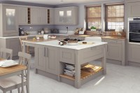 traditional kitchen design - painted kitchens | Think ...