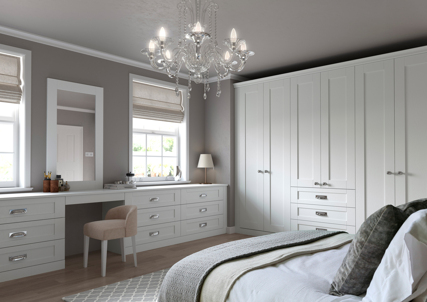 Painted bedroom furniture  bedroom  wardrobes  Think