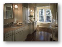Engineered Wood Bathroom Flooring