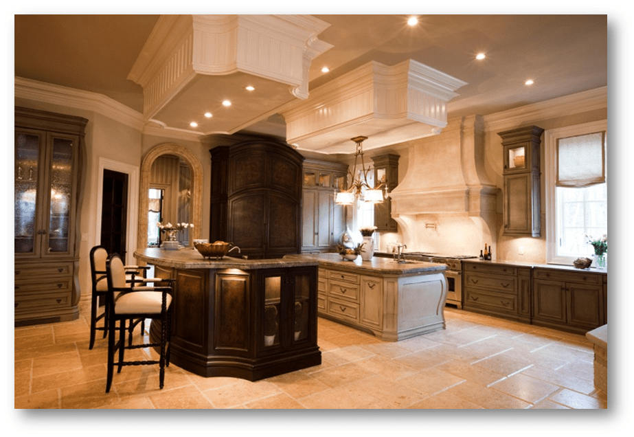 Kitchen remodeling virginia contractor free design quote for Custom kitchen remodel