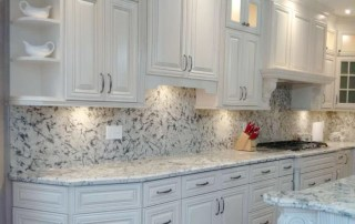 Gorgeous white kitchen granite kitchenbathworld kitchener on canada