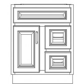 Vanity Sizes & Configuration