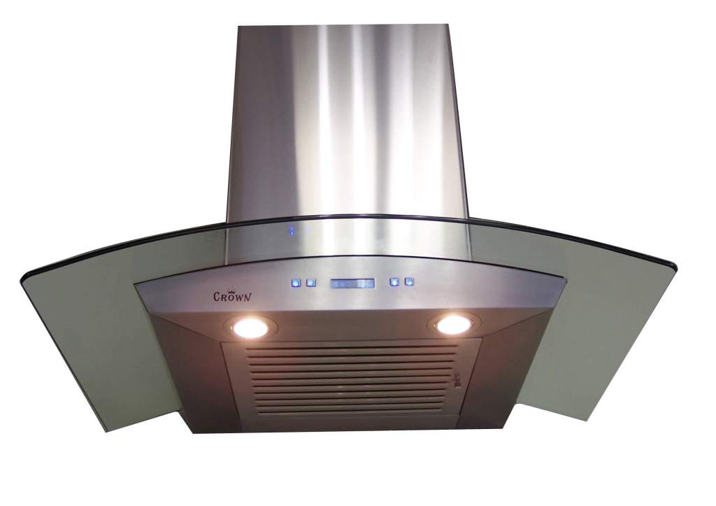 Crown Range Hood