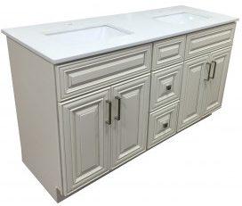 Vanity Sizes & Configuration - Kitchen & Bath World