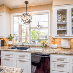 Refacing Thermofoil Kitchen Cabinets Counter Decorating Ideas Pros And Cons Of Using Rigid Doors Cabinet