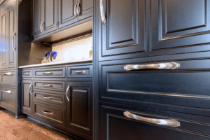 CUSTOM CABINETS BY MOUSER