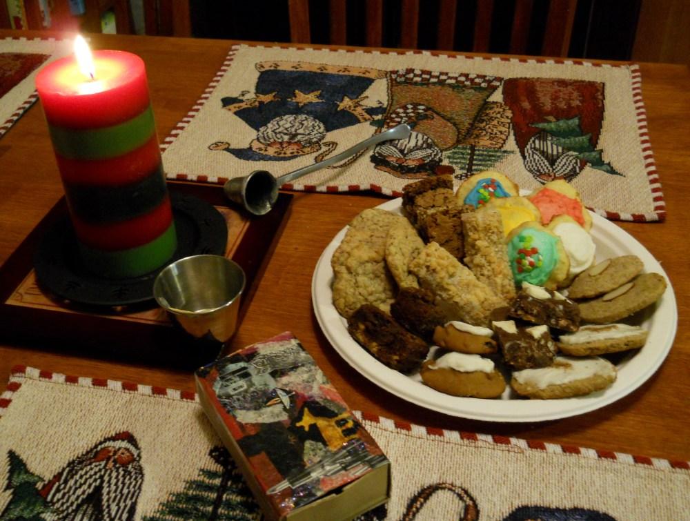 Christmas Cookies 2011, Recipe #2, Jan Hagel (1/4)