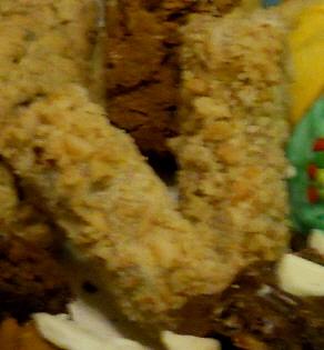 Christmas Cookies 2011, Recipe #2, Jan Hagel (4/4)