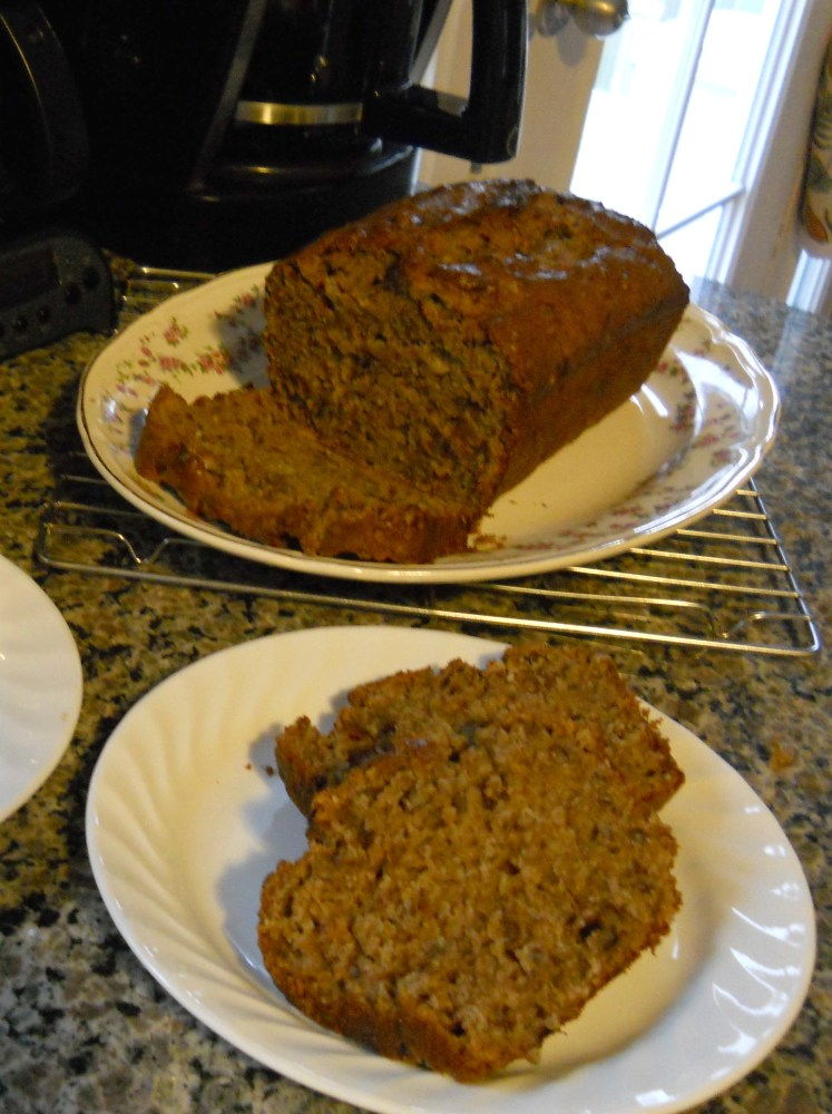 """Brown Sugar Banana Bread & """"Back in the Day"""" with Uncle Arch (6/6)"""