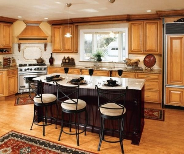Custom Kitchen Cabinets Maryland: How To Design A Modern Wood Kitchen