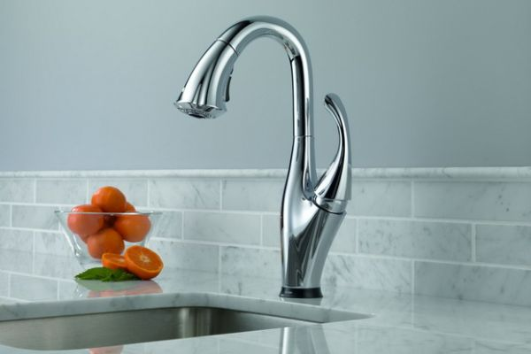 beautiful kitchen faucet   (2)