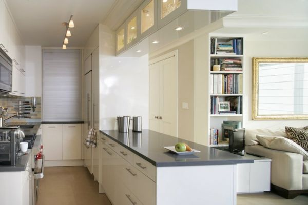 kitchen interiors in a small space (3)