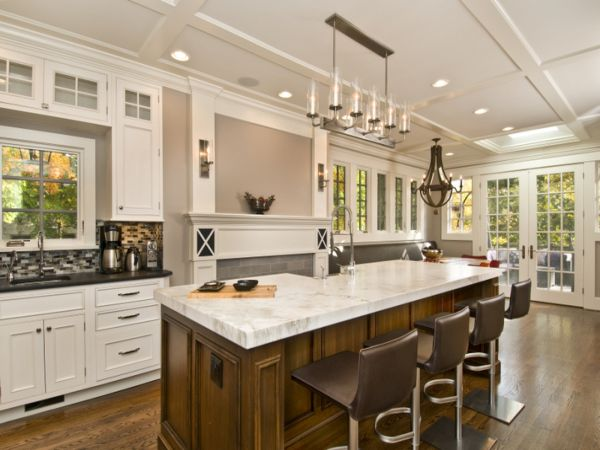 cabinet design ideas for a kitchen island 2