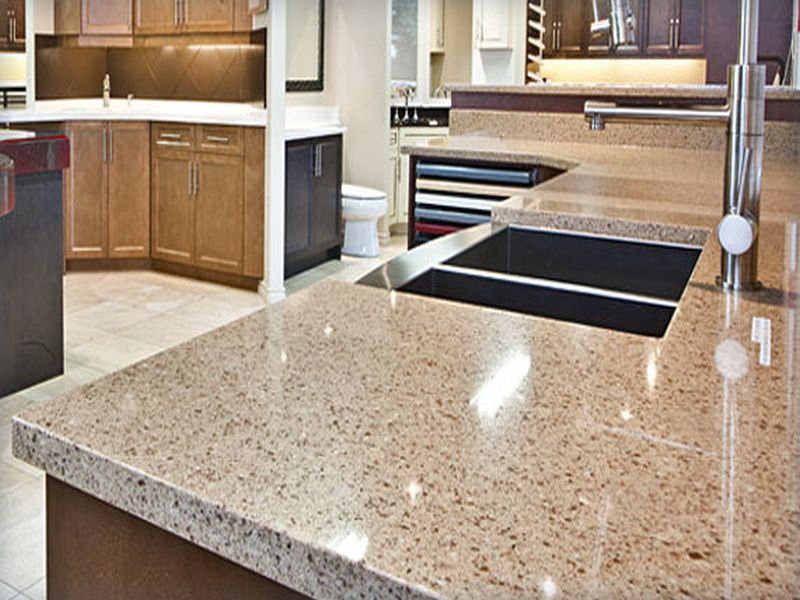 Exceptionnel Quartz Countertops Manage To Fulfill This Desire As These Appealing Stone  Countertops Offer The Best Value For Money With Best Countertops For The  Money.
