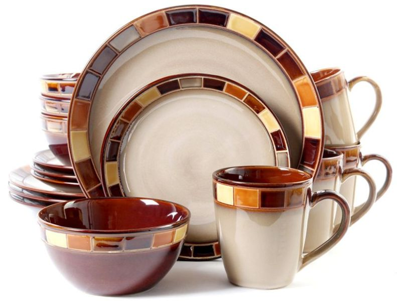 Buy commercial plates for restaurant use. They are durable and will not get scratched when stacked. You will know how to choose a dinnerware set for your ...  sc 1 st  Kitchen Clan & Choosing the right dinnerware set is all about these factors