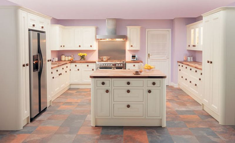 The Island U kitchen