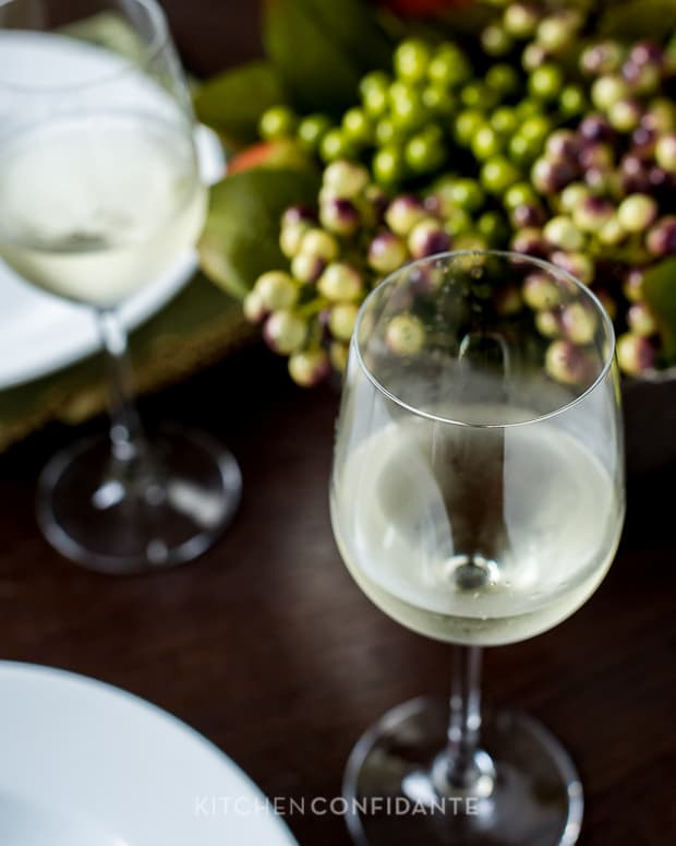 Lobster Corn Chowder | Kitchen Confidante | Wine