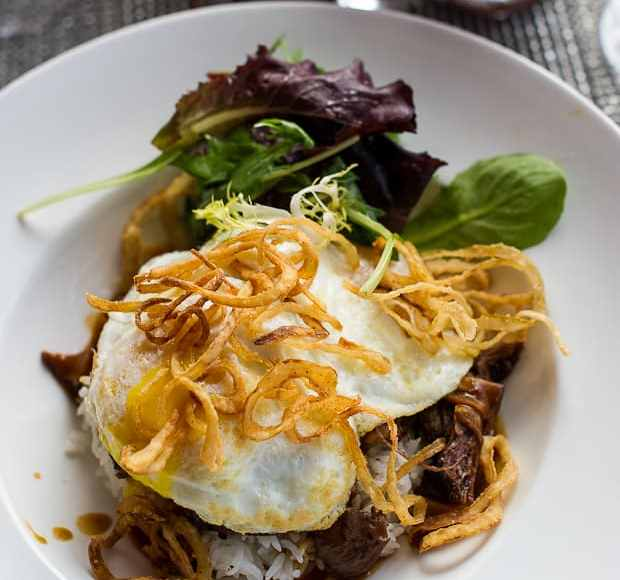 Royal Loco Moco | Kitchen Confidante | Surf Lanai