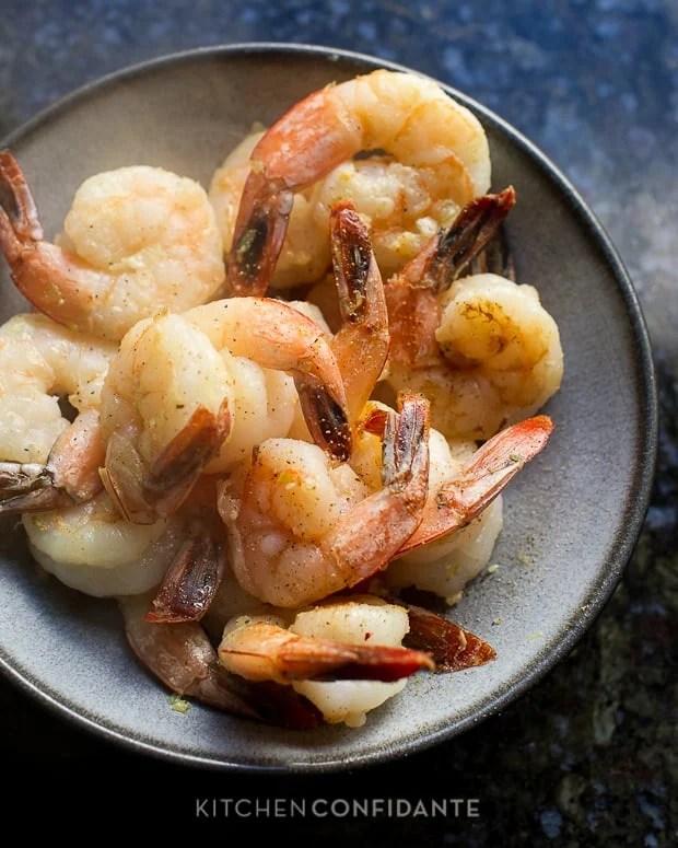 Shrimp and Potato Croquettes | Kitchen Confidante | Shrimp Cooked