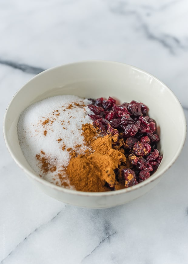 Cranberry Nut Butterhorns (Rugelach)   www.kitchenconfidante.com