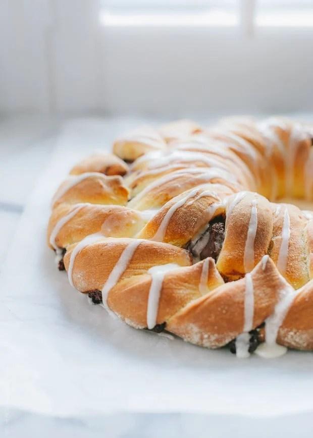 Braided Nutella Bread | www.kitchenconfidante.com