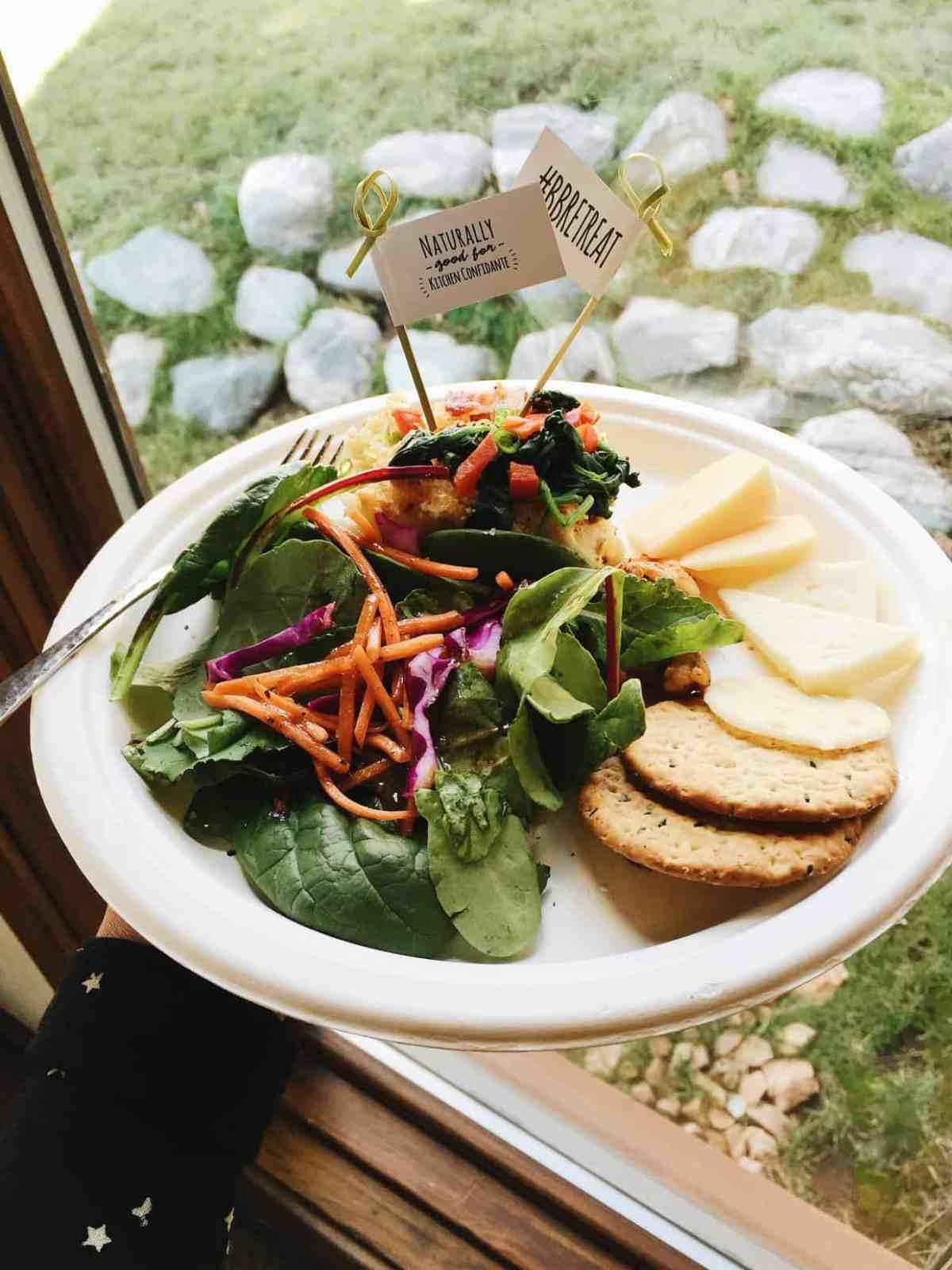 Mac and Cheese Bar at The Better Blog Retreat 2015 | www.kitchenconfidante.com