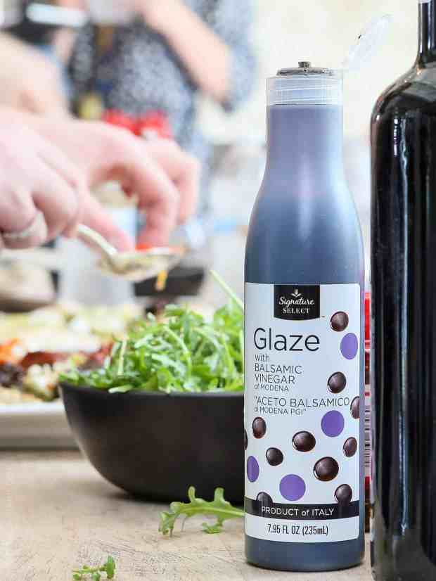 Safeway Signature Select Balsamic Glaze.