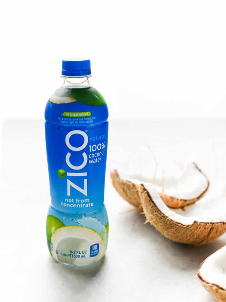 Transform coconut water into a toast-worthy, sparkling float using @ZICOCoconut Natural 100% Coconut Water! #InsideIsEverything #MadewithZICO #ad