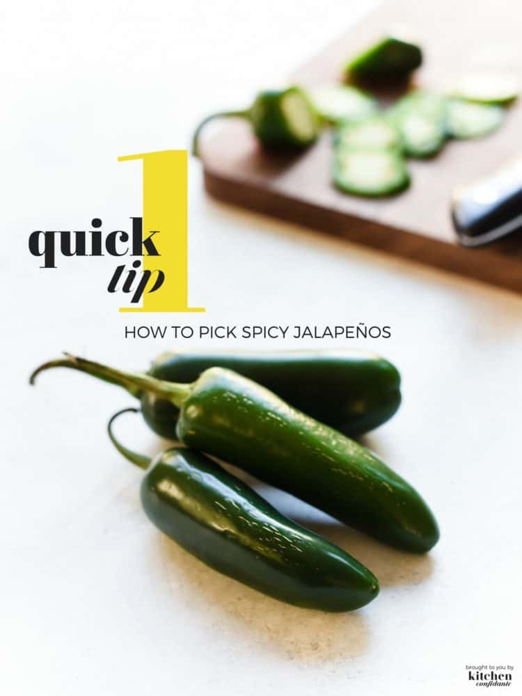 Ever struggle to pick spicy jalapeños? Learn how to pick spicy jalapeños with One Quick Tip!