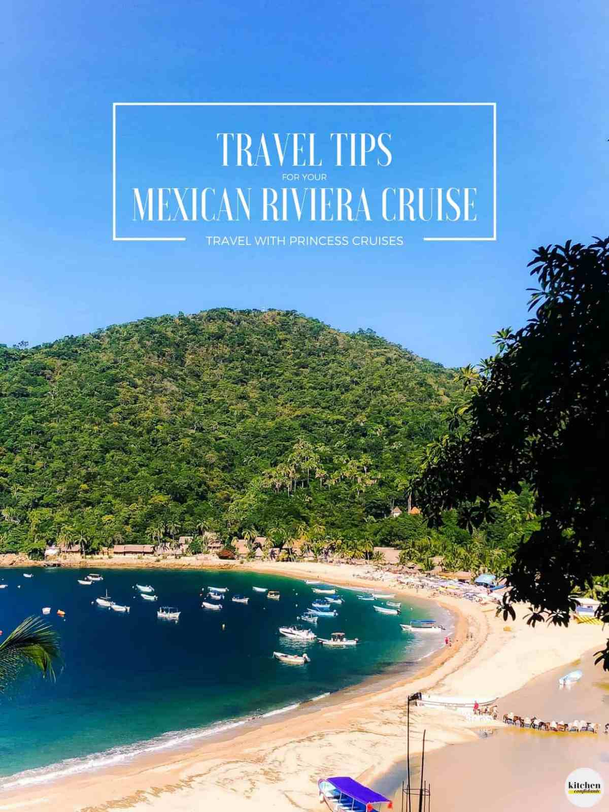 Find out all my travel tips for your Mexican Riviera Cruise with @PrincessCruises! Check out life on board, dining, excursions and more! #ad #comebacknew #travel #cruise #cruising #rubyprincess #princesscruises #vacation #travelguide #foodietravel