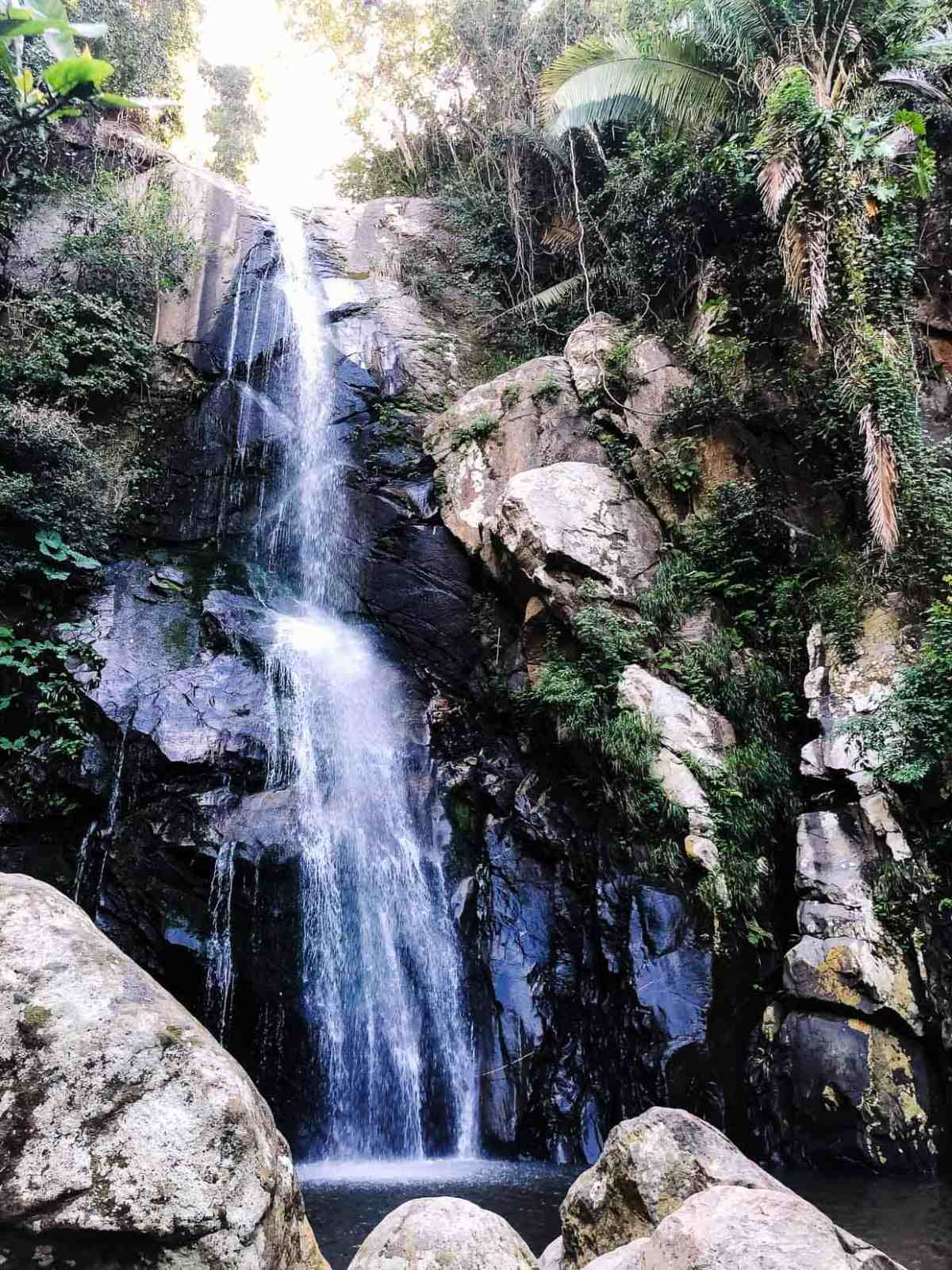 The Yelapa Waterfall is one of many excursions in Mexico with Princess Cruises.