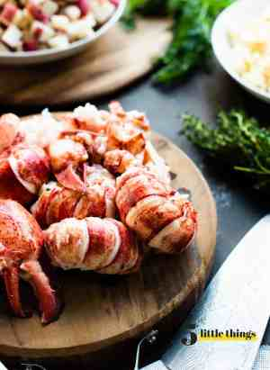 Lobster is one of Five Little Things I loved the week of February 22, 2019.