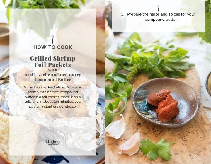 Step by step instructions for how to cook shrimp on the grill.