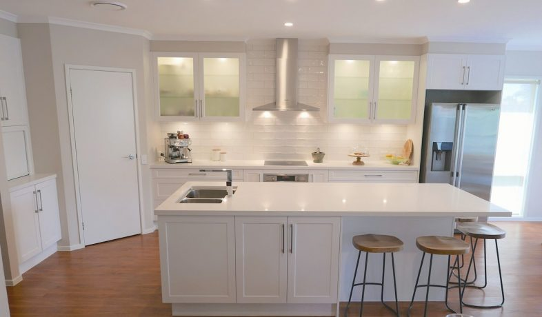 hamptons kitchen design buy used cabinets inspired | connection brisbane