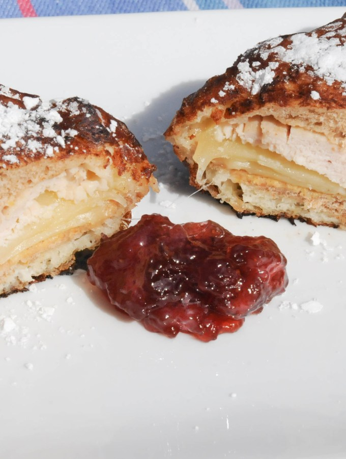 Chicken Monte Cristo Sandwich