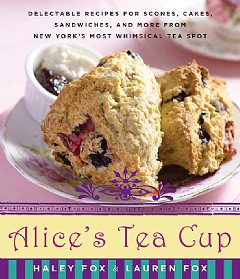 Alice's Tea Cup Cookbook