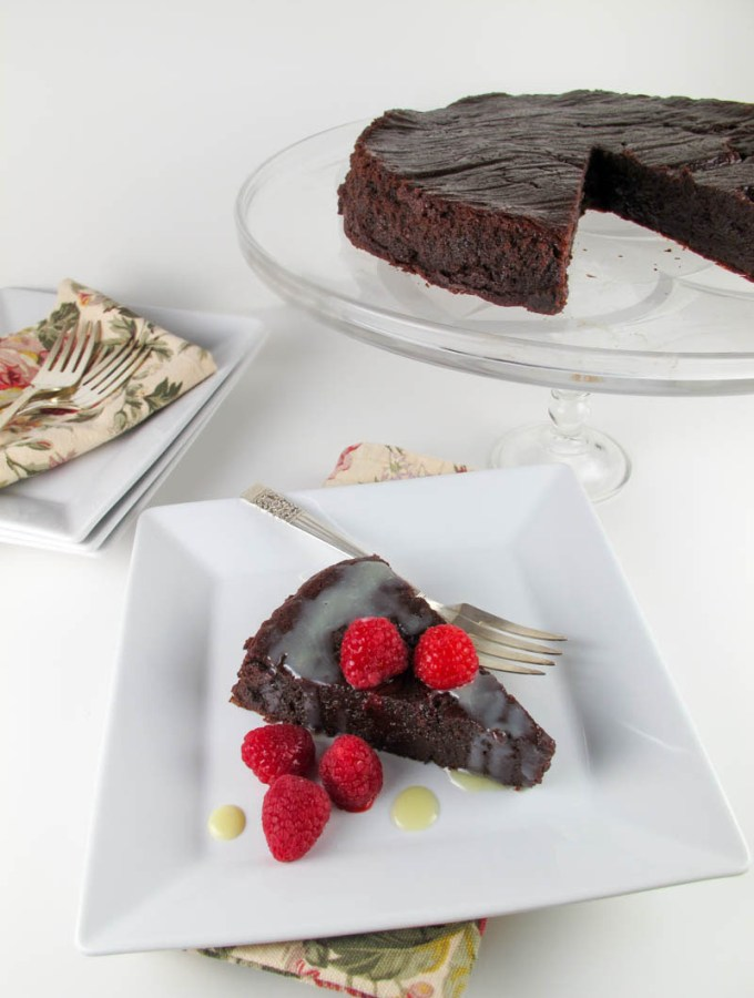 Boca Negra Cake- Tuesdays with Dorie
