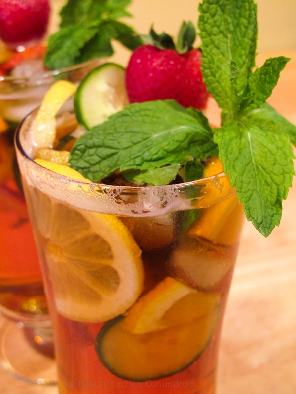 A Perfect Pimm's No. 1 Cup- A Delightful Summer Sipper