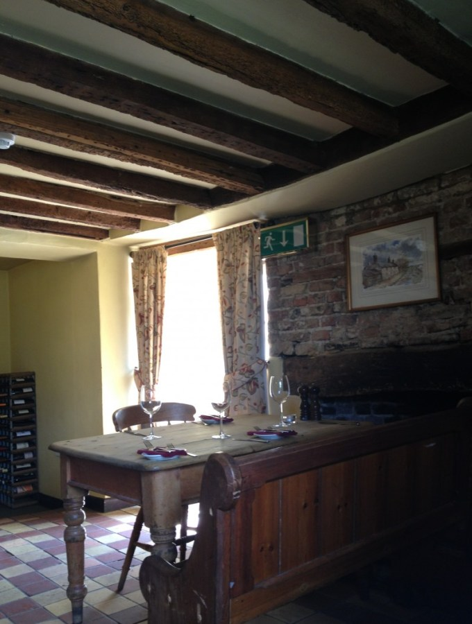 Kitchen On the Road- The Anchor Inn, Ely and a Cambridge, Jamie's Italian Revisit