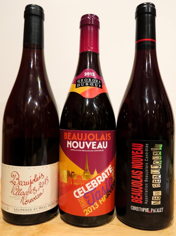 The Beaujolais Nouveau is Here!