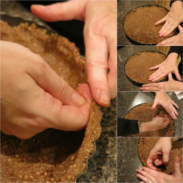 Pressing Crust