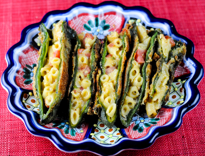 Mac and Cheese Chile Rellenos-6485