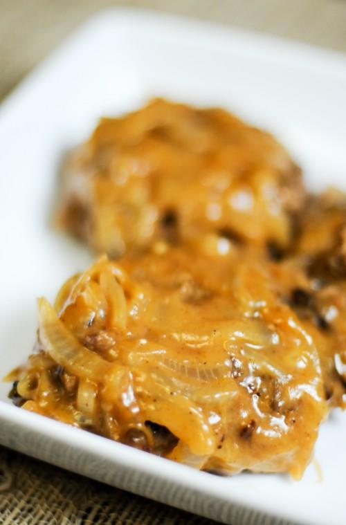 Salisbury Steak Recipe An Easy Midweek Dinner