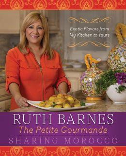 Ruth Barnes Sharing Morocco