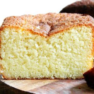 Ottolenghi's Semolina-Lemon Syrup Cake