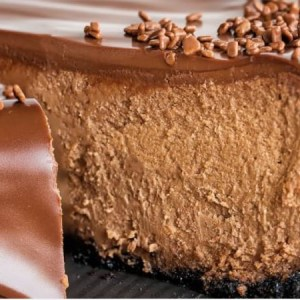 Chocolate Cheesecake Recipe.
