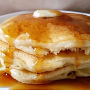This Buttermilk Recipe Makes The Best Fluffy Pancakes.