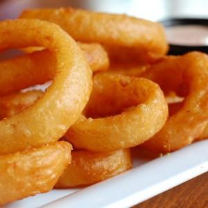 Crispy Fried Onion Rings Recipe