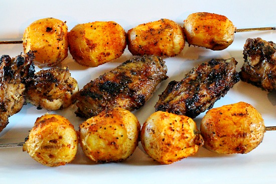 These BBQ Potatoes Guarantee to Satisfy All Hungry Appetites.