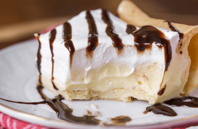The Best Cream Puff Cake